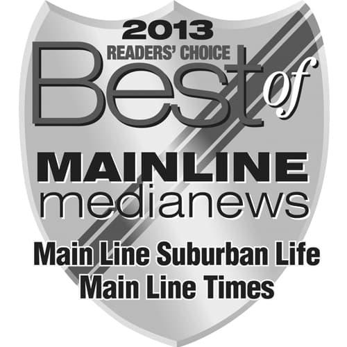 2013 Readers Choice Best of Mainline medianews